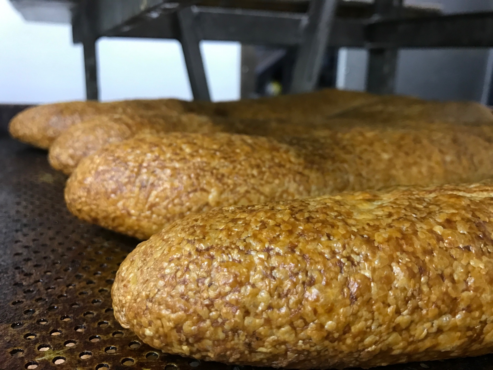 Staff of Life Bakery makes fresh breads, pastries, scratch made ...